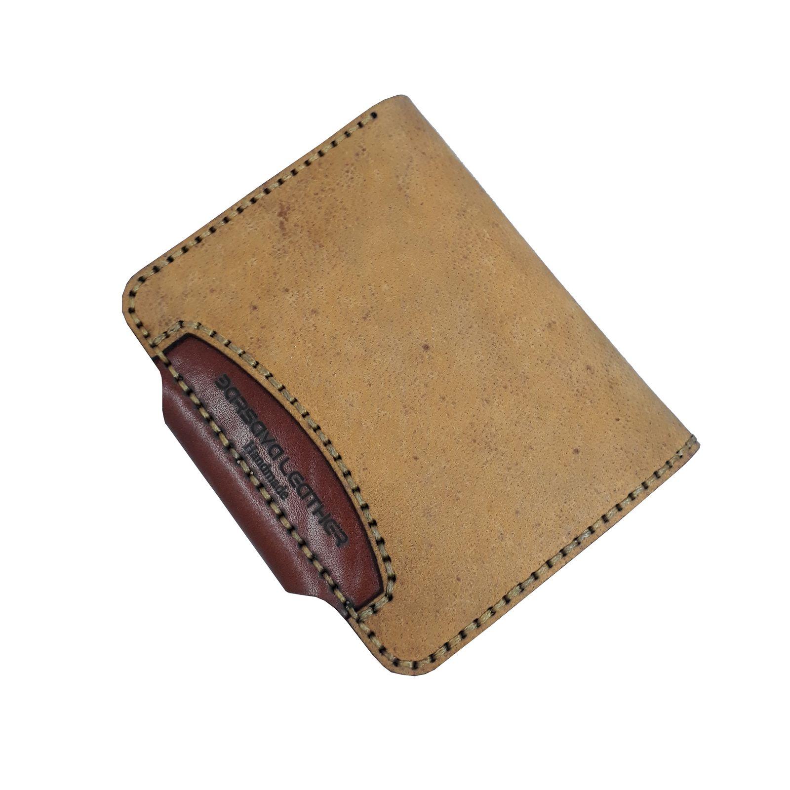 کیف پول مردانه چرم بارثاوا کد 1510 -  - 6