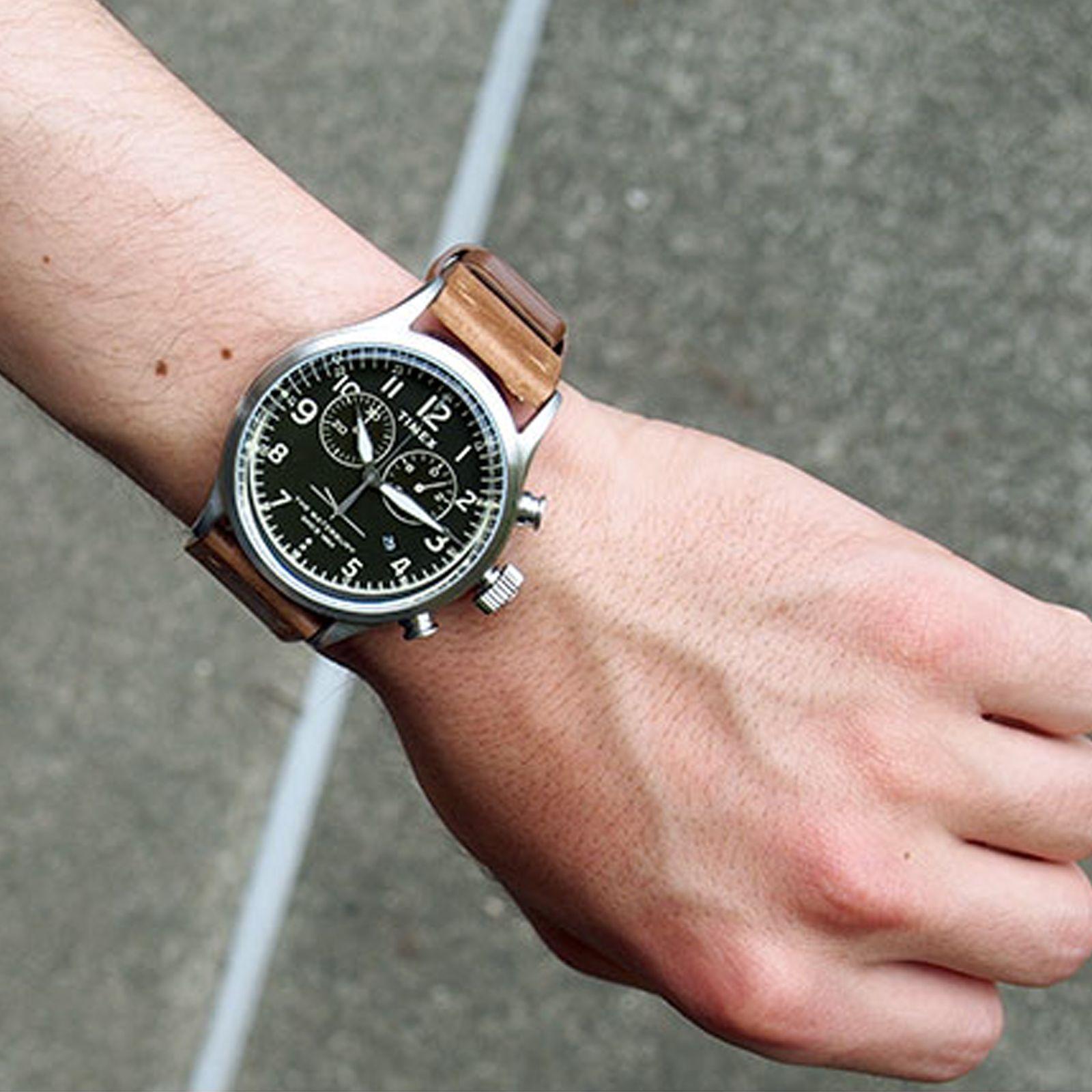 ساعت مچی عقربه ای مردانه تایمکس مدل TW2R70900 -  - 1
