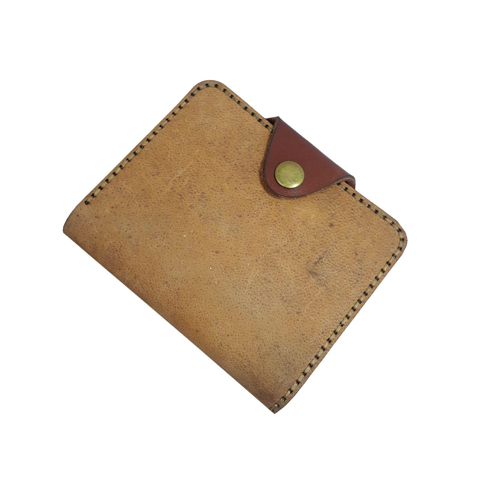 کیف پول مردانه چرم بارثاوا کد 1510 -  - 7