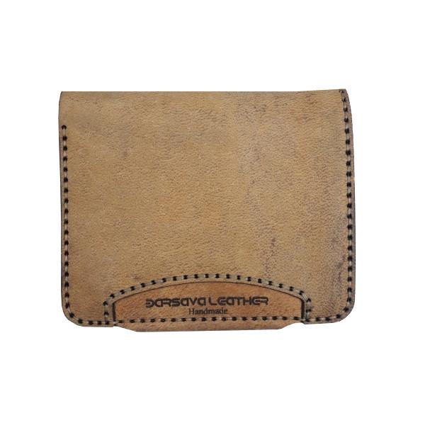 کیف پول مردانه چرم بارثاوا کد 1510