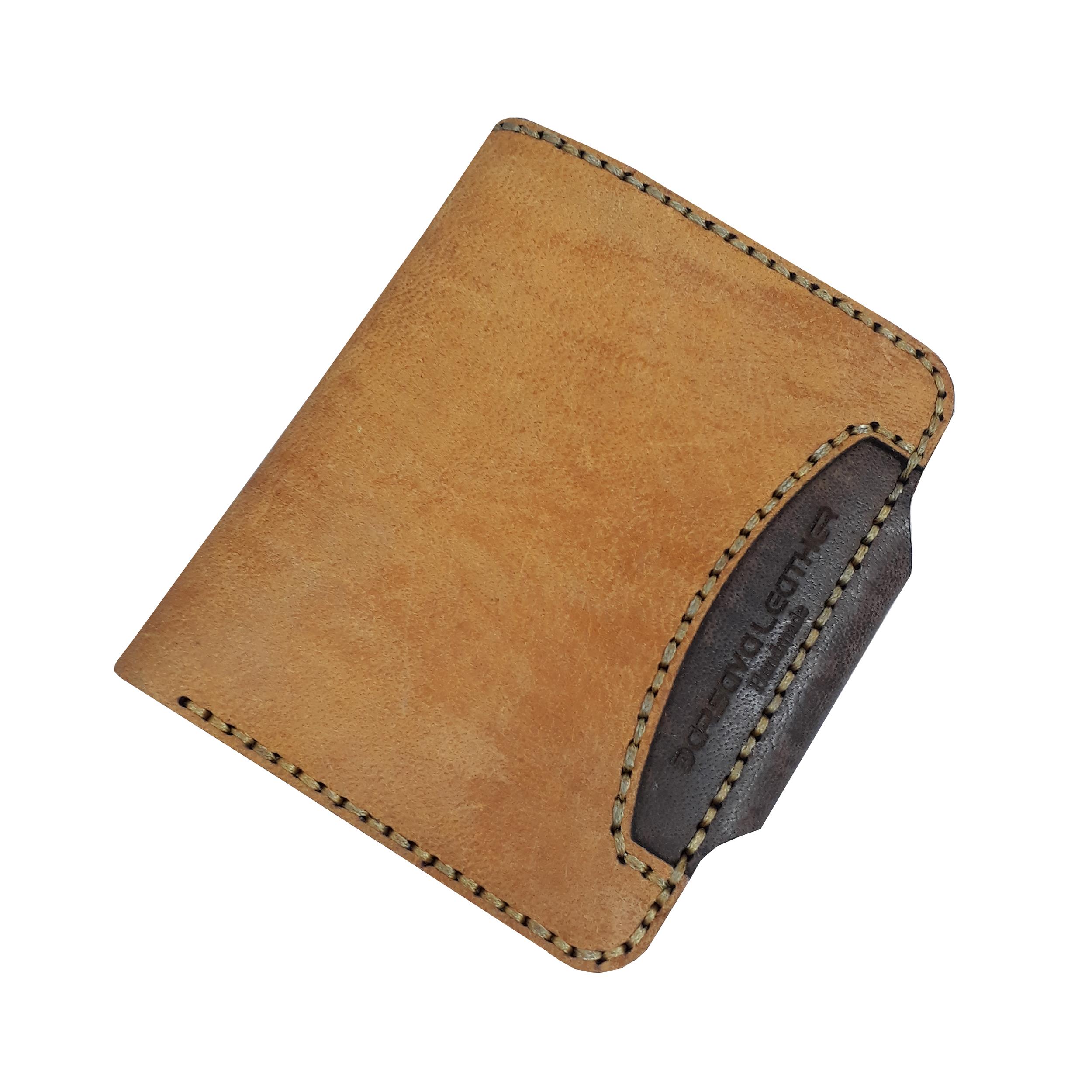 کیف پول مردانه چرم بارثاوا کد 1510 -  - 9