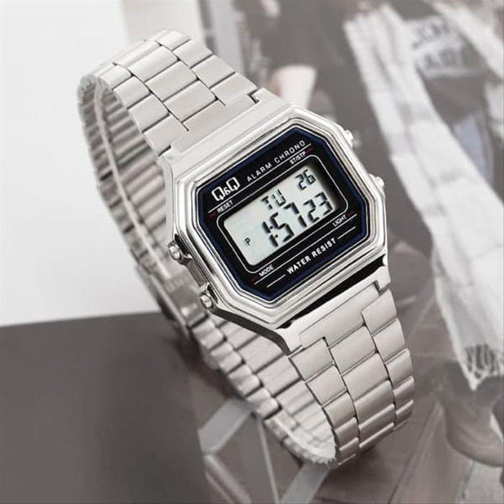 ساعت مچی دیجیتال مردانه کیو اند کیو مدل M173J001Y -  - 3