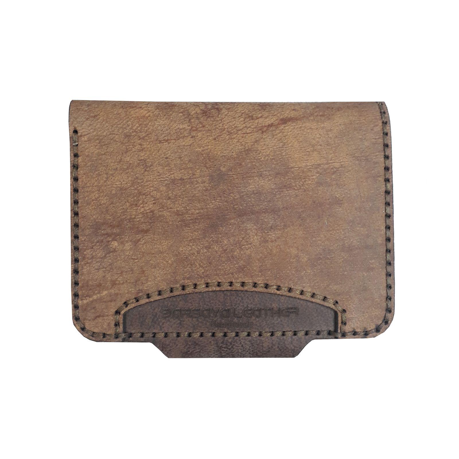 کیف پول مردانه چرم بارثاوا کد 1510 -  - 11