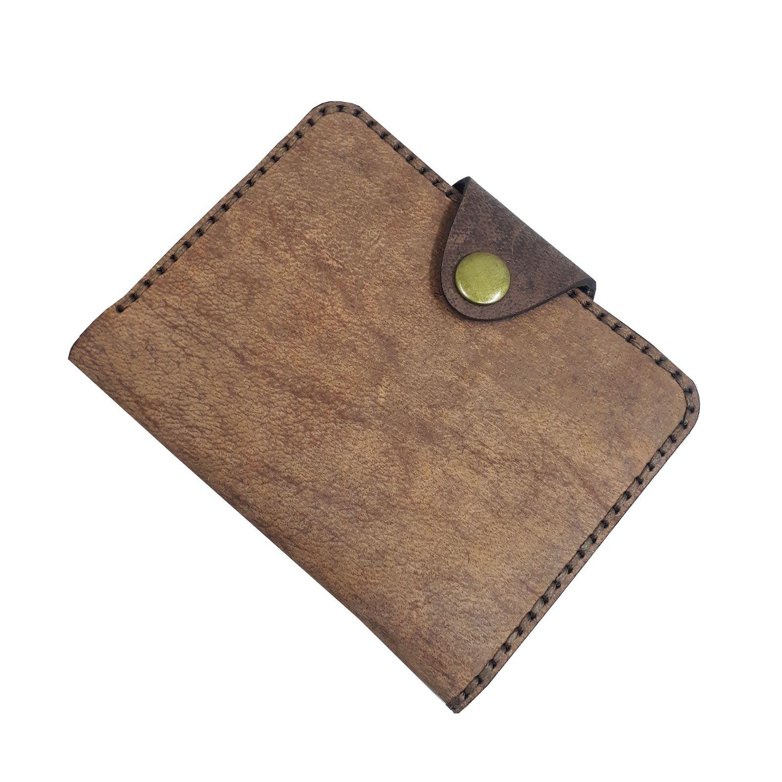 کیف پول مردانه چرم بارثاوا کد 1510 -  - 15