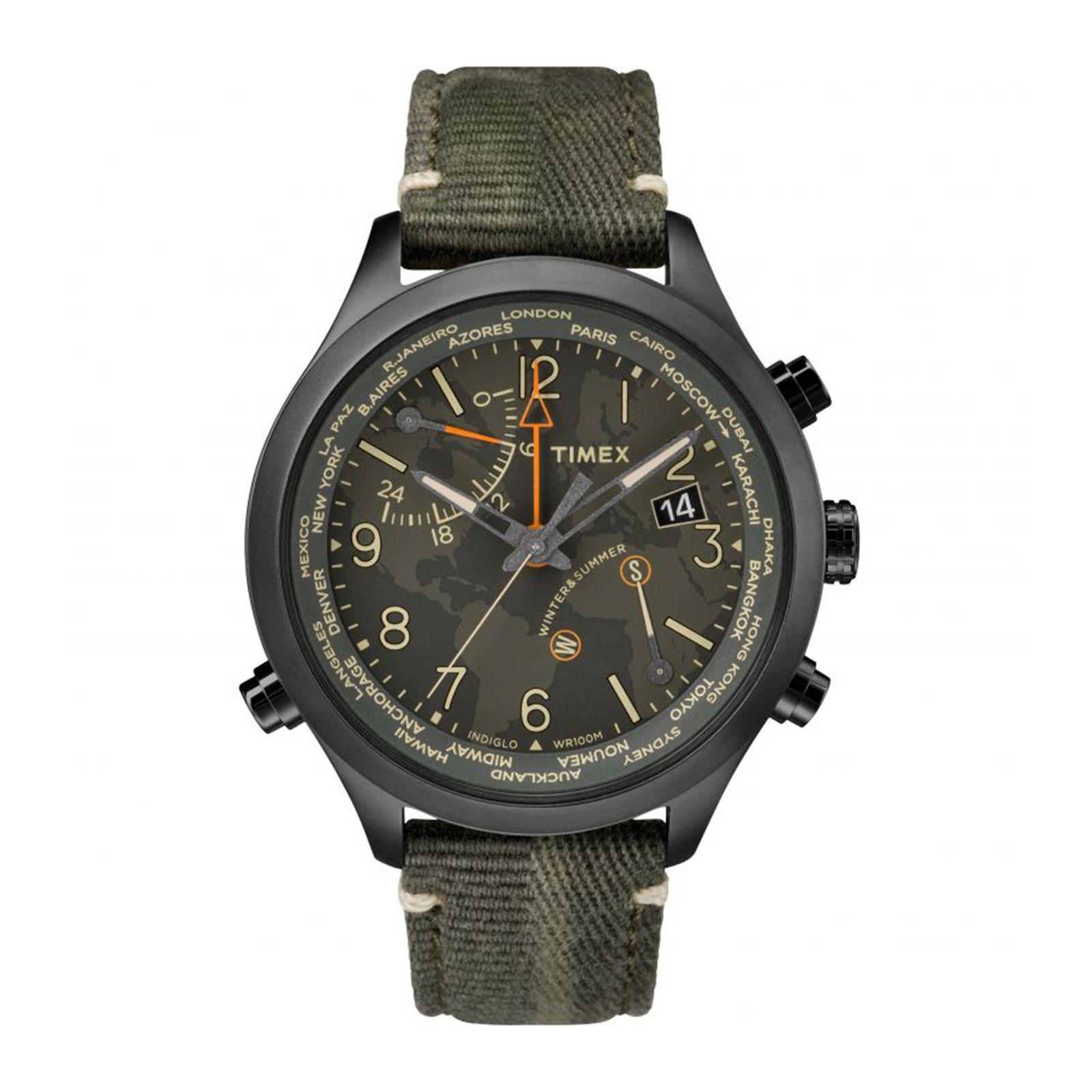 ساعت مچی عقربه ای مردانه تایمکس مدل TW2R43200 -  - 2