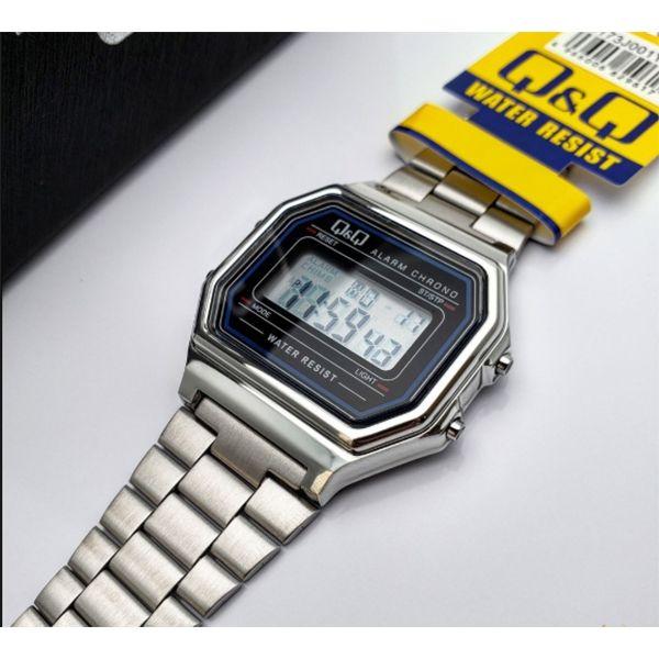 ساعت مچی دیجیتال مردانه کیو اند کیو مدل M173J001Y -  - 2