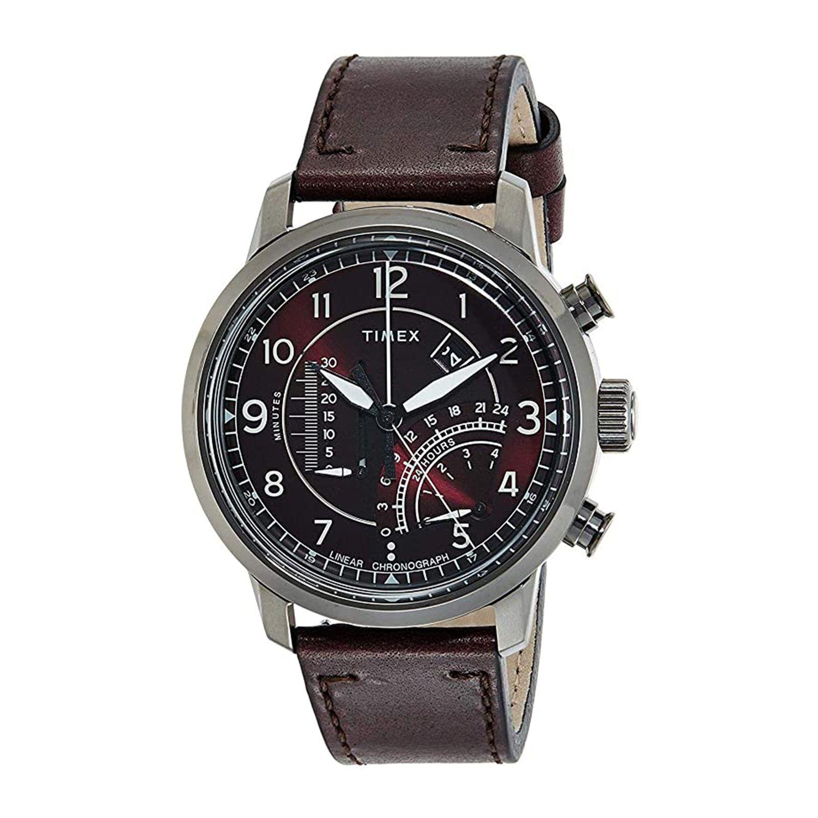 ساعت مچی عقربه ای مردانه تایمکس مدل TW2R69200 -  - 1