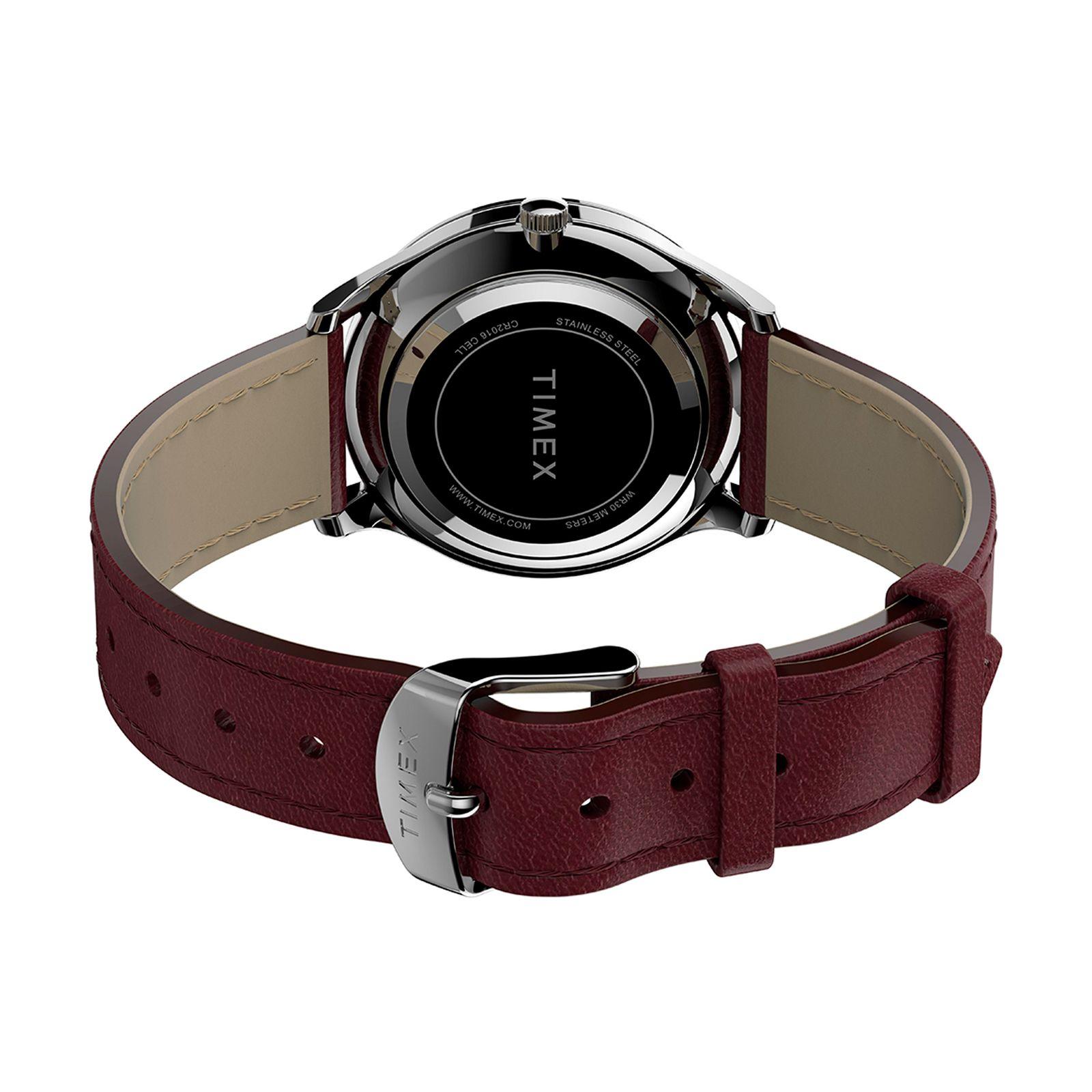 ساعت مچی عقربه ای مردانه تایمکس مدل TW2T72200 -  - 3
