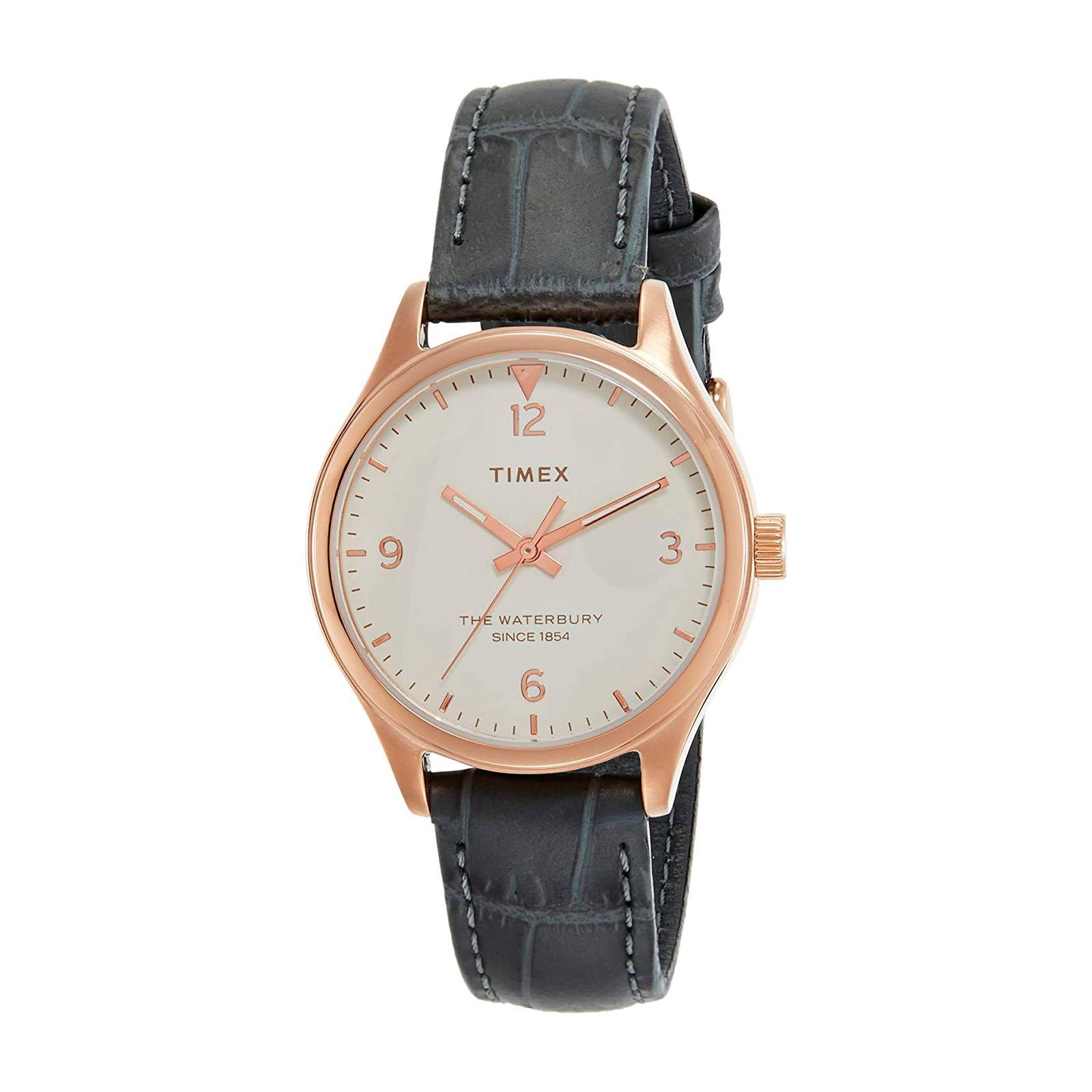 ساعت مچی عقربه ای زنانه تایمکس مدل TW2R69600 -  - 2