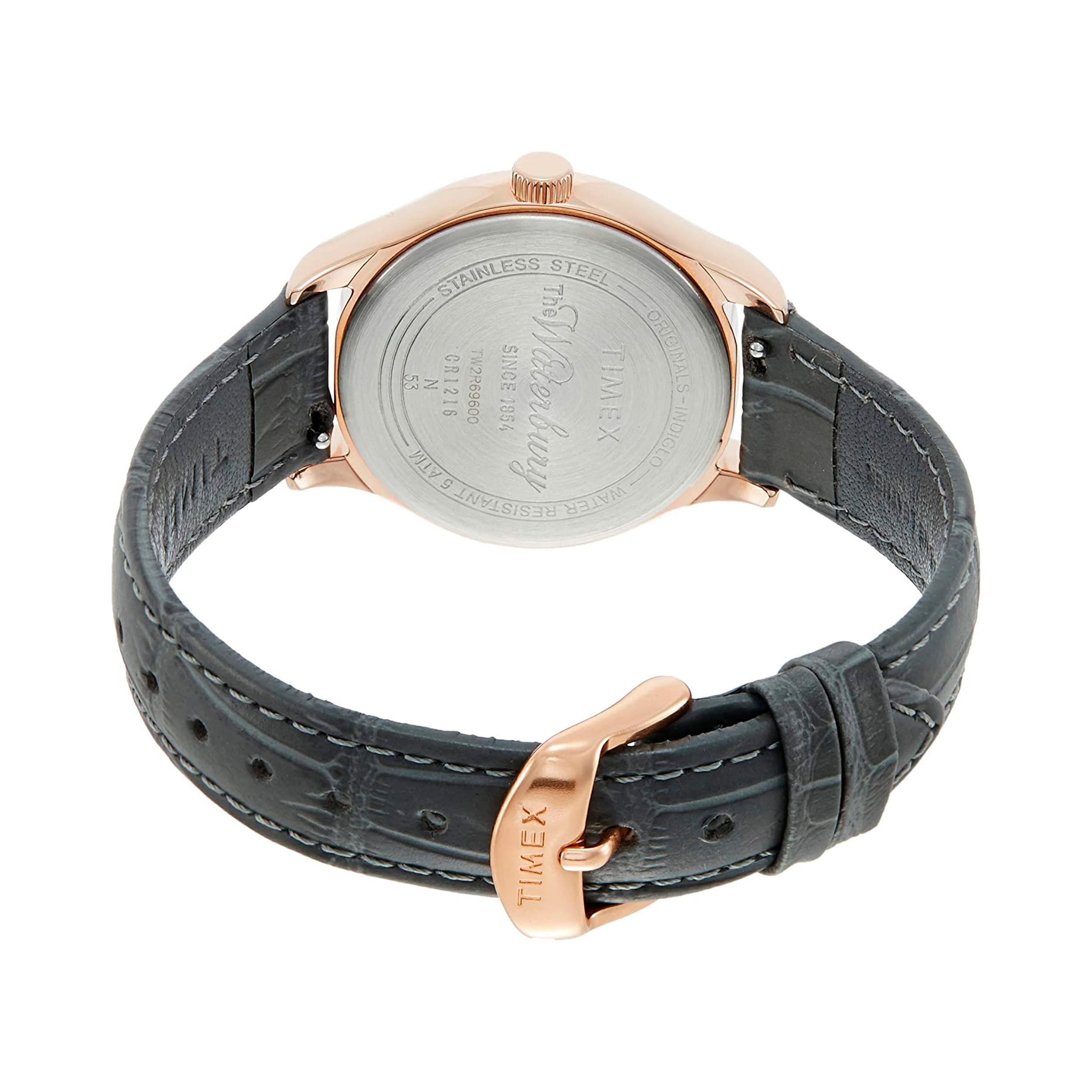 ساعت مچی عقربه ای زنانه تایمکس مدل TW2R69600 -  - 3