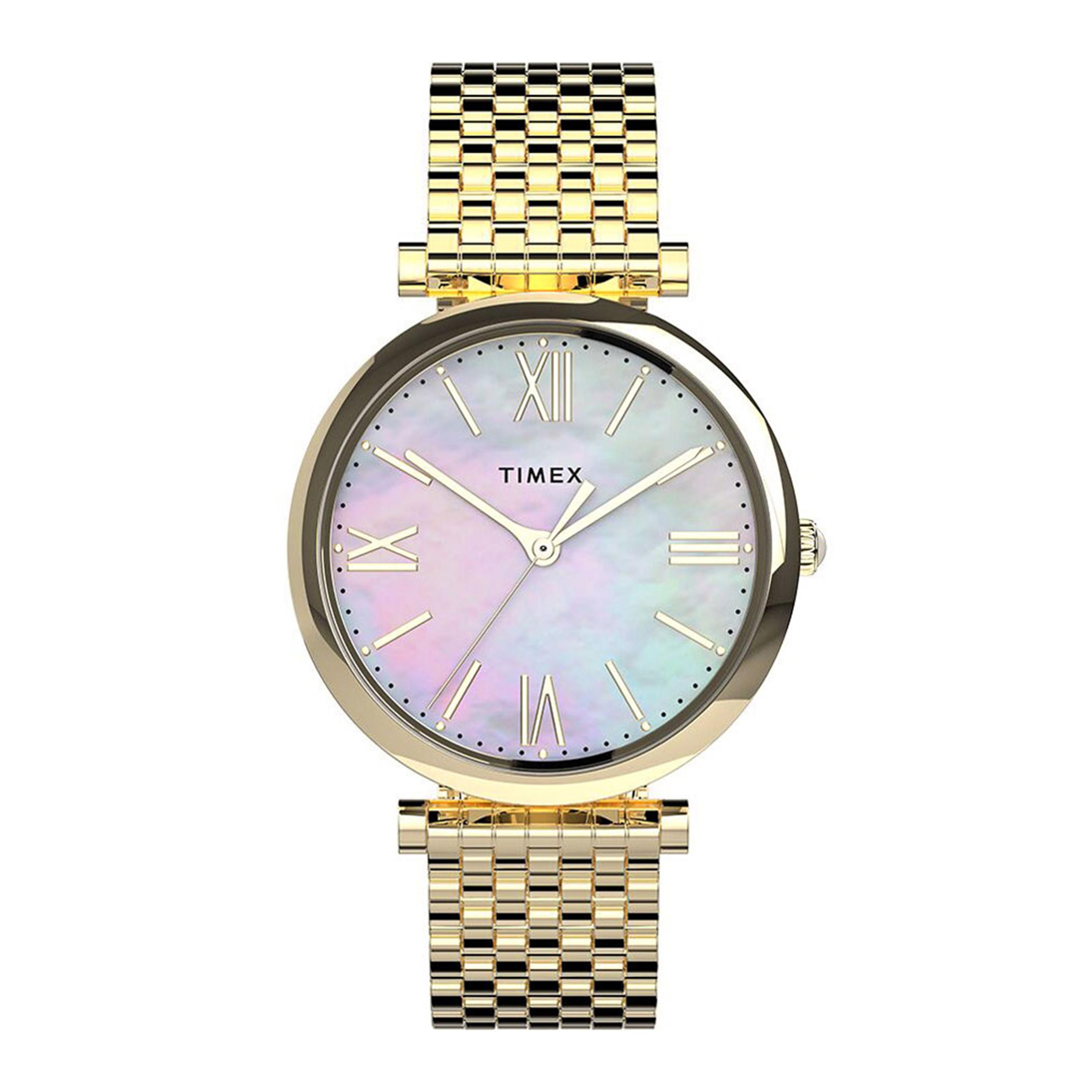 ساعت مچی عقربه ای زنانه تایمکس مدل TW2T79100