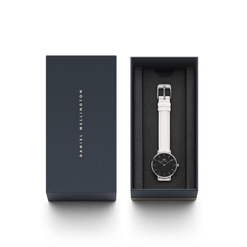ساعت مچی عقربه ای زنانه دنیل ولینگتون مدل DW00100286 -  - 2