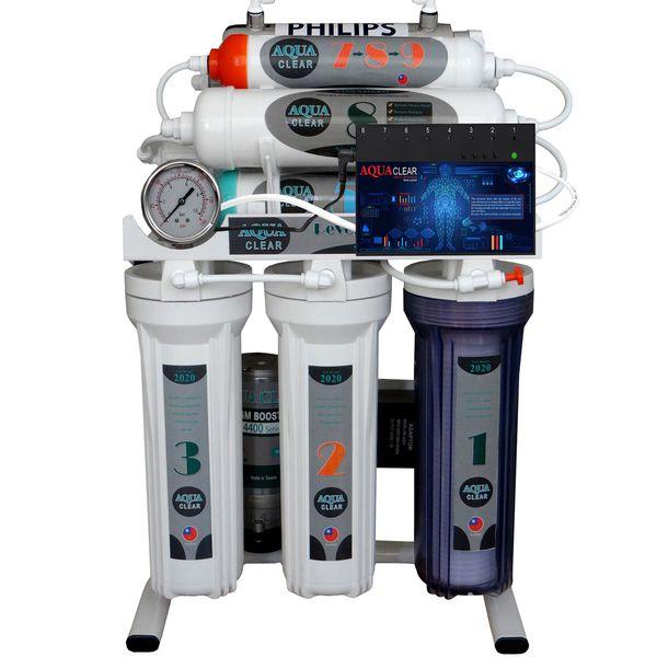 دستگاه تصفیه کننده آب آکوآکلیر مدل NEWDESIGN 2020 - IAQX10