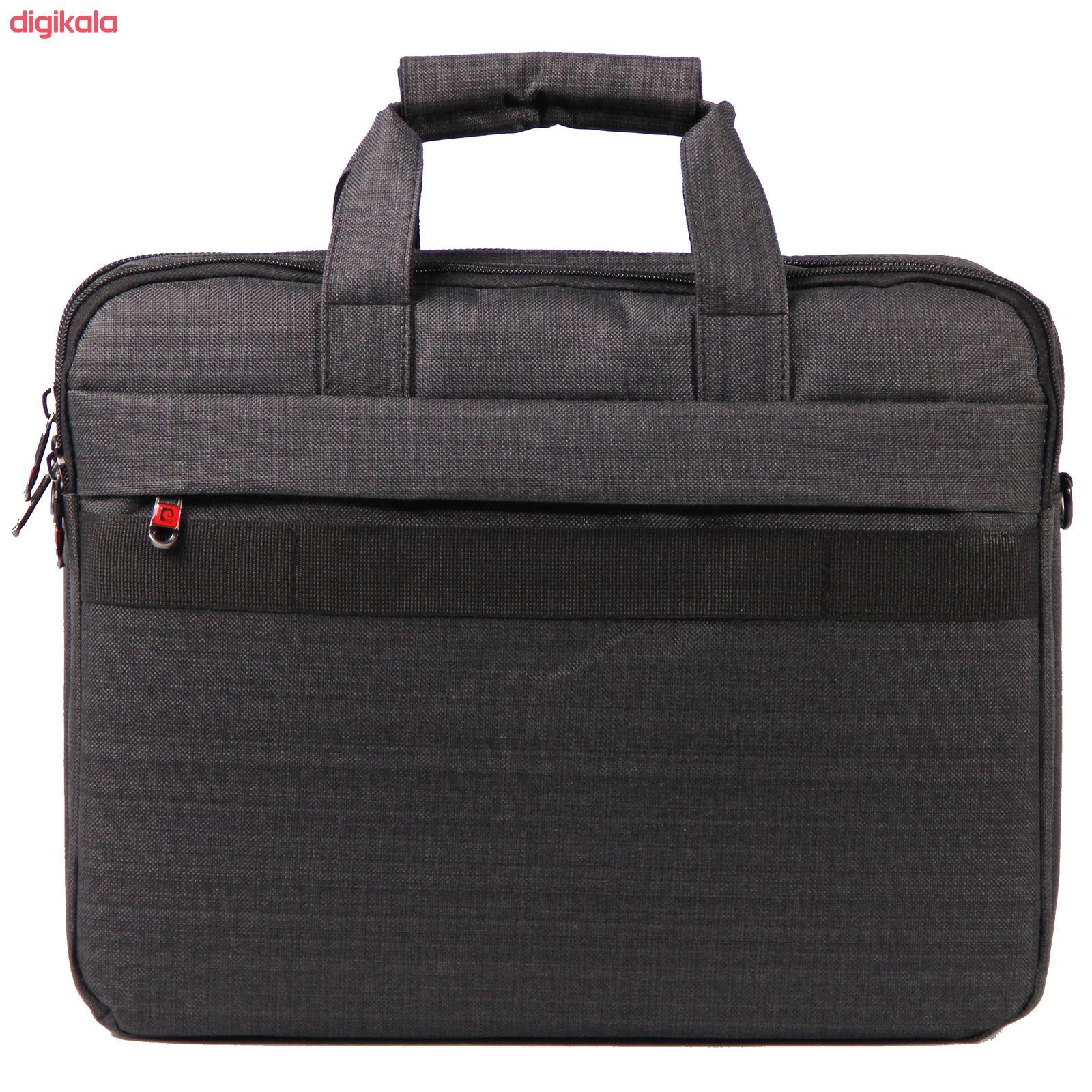 کیف لپ تاپ پیرکاردن کد 002 مدل pocket مناسب برای لپ تاپ 15.6 اینچی main 1 2