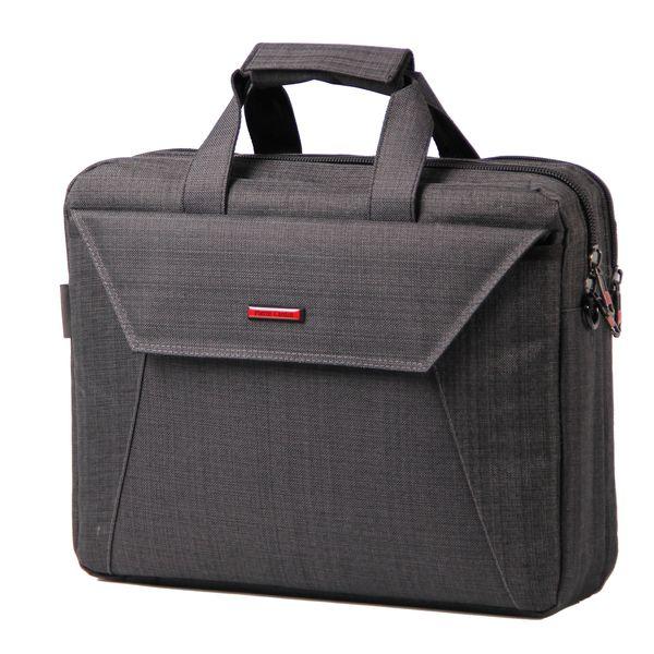 کیف لپ تاپ پیرکاردن کد 002 مدل pocket مناسب برای لپ تاپ 15.6 اینچی غیر اصل