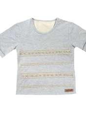 ست تی شرت و شلوار دخترانه کد 99b2 -  - 3