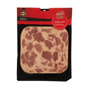 کالباس نوروزی 90 درصد گوشت سولیکو کاله - 300 گرم