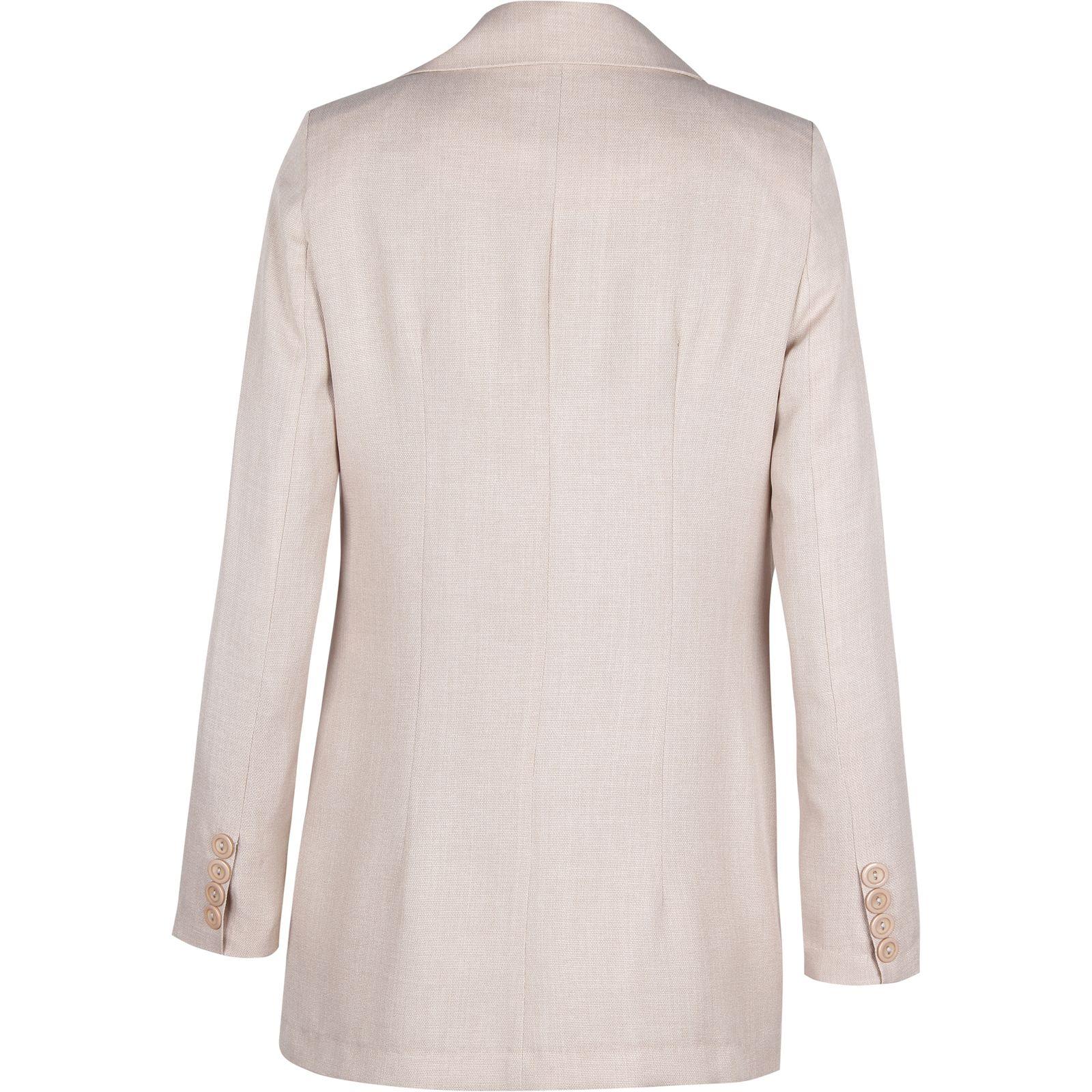 کت زنانه زیبو مدل روکسی کد 01321 -  - 2