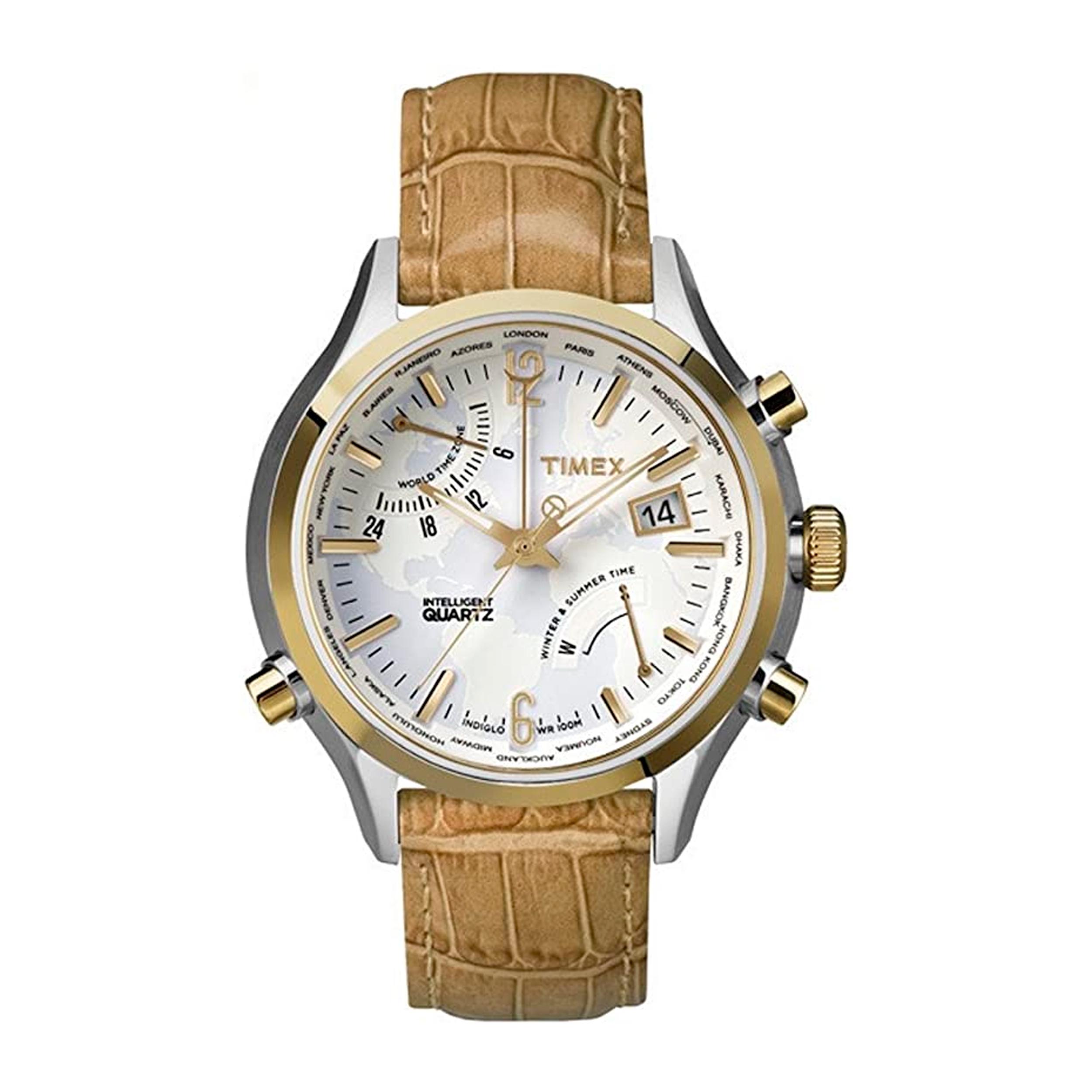 ساعت مچی عقربه ای تایمکس مدل TW2P87900