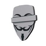 مگنت طرح ماسک کد 478