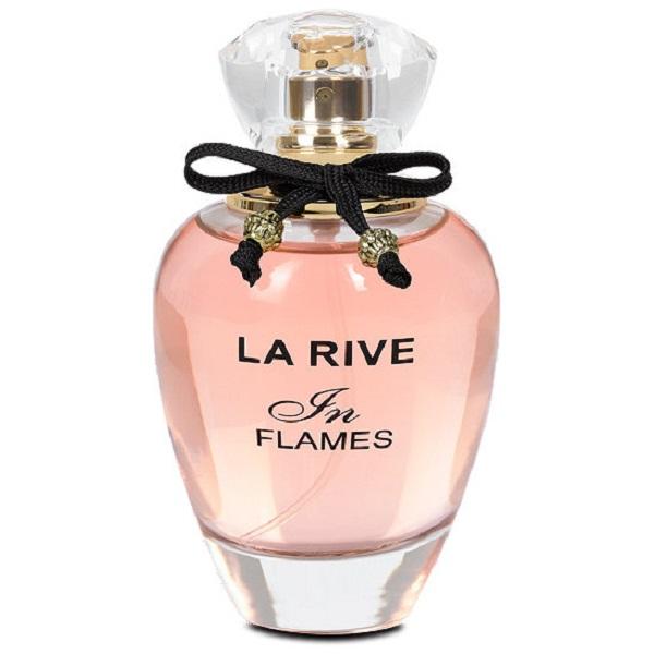 ادو پرفیوم زنانه لاریو مدل IN FLAMES حجم 90 میلی لیتر