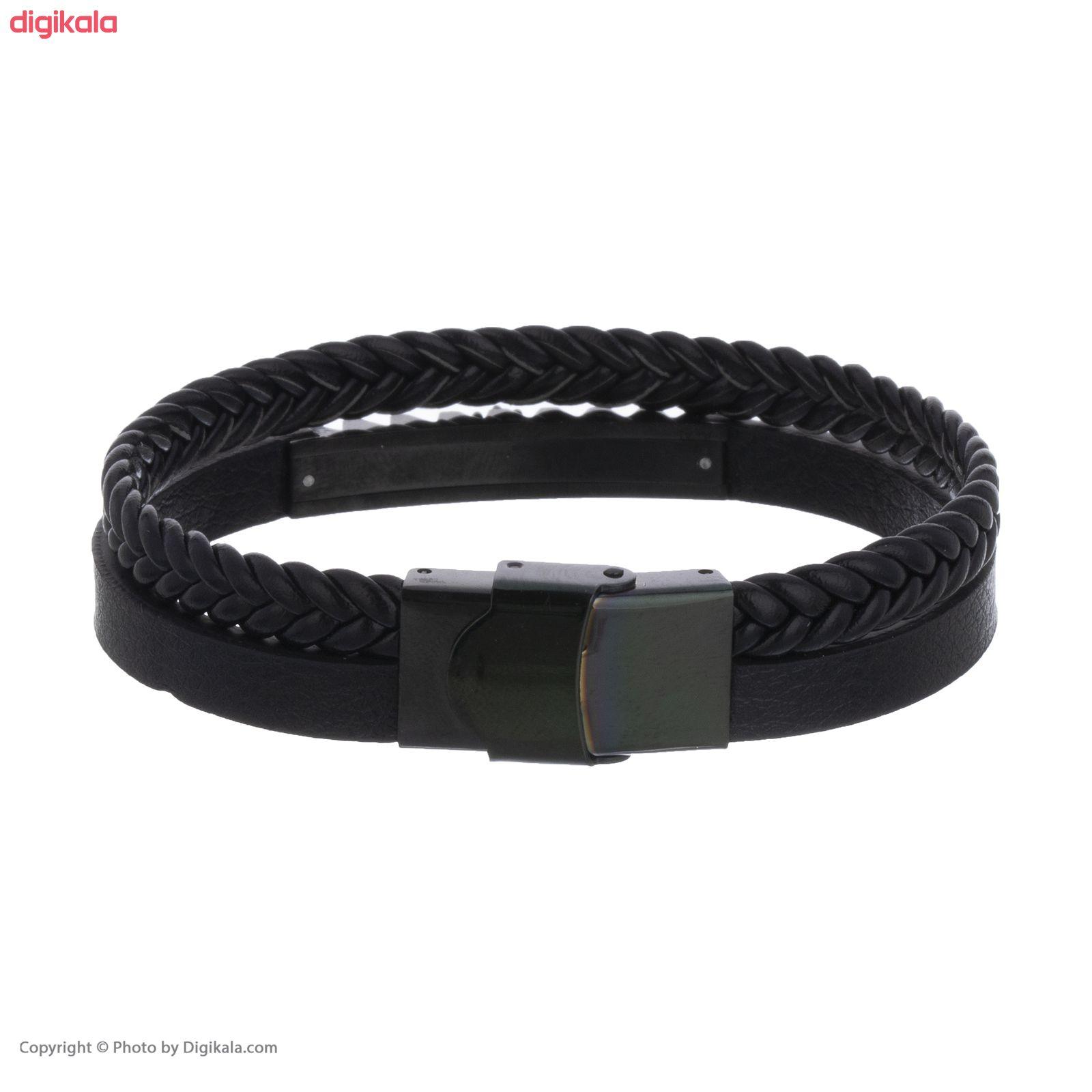دستبند مردانه کد 10-2 main 1 3