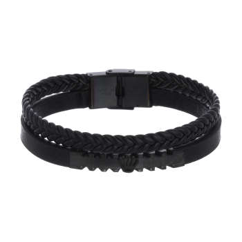 دستبند مردانه کد 10-2