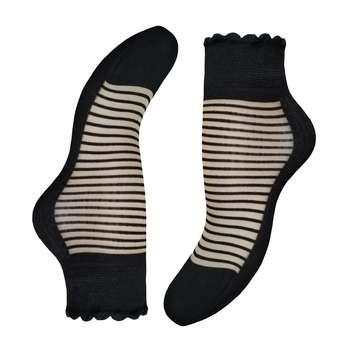 جوراب زنانه سما کد baf460