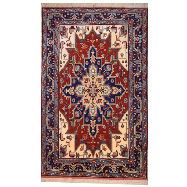 فرش دستباف دو و نیم متری کد 639