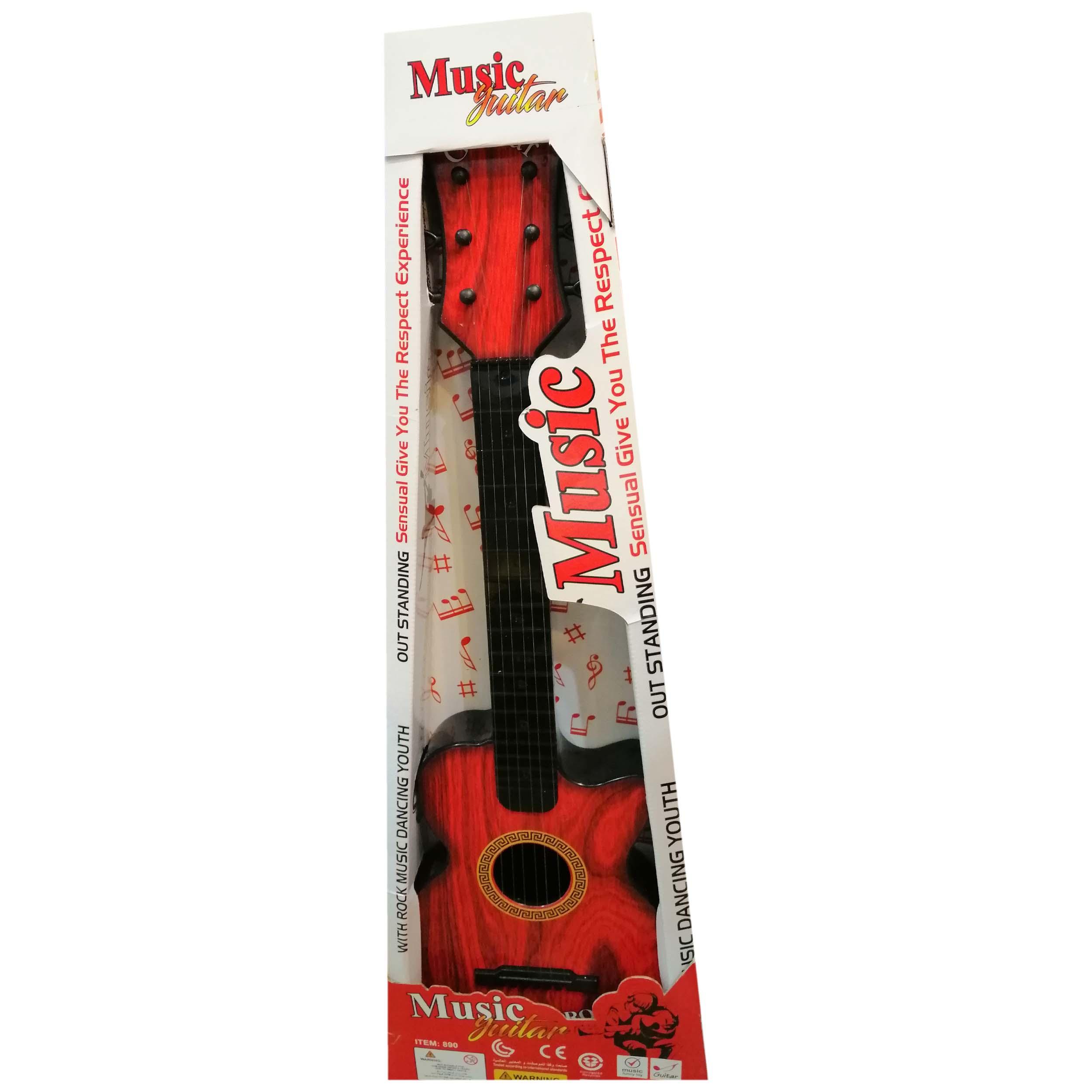 اسباب بازی آموزشی گیتار کلاسیک کد 0658