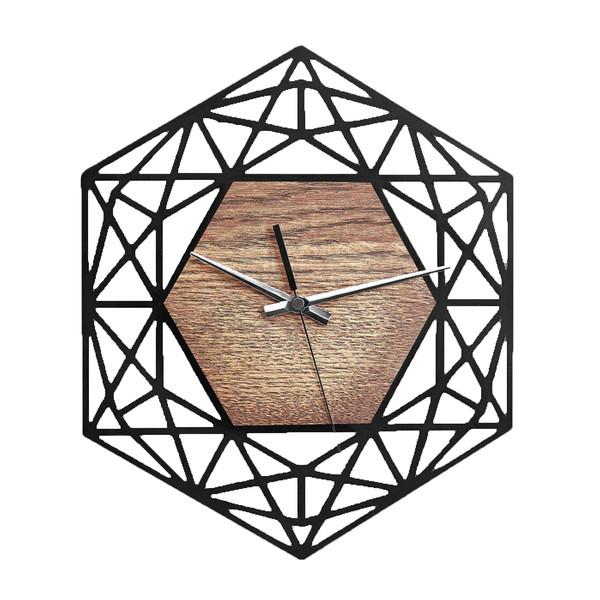 ساعت دیواری ژیوار کد ZH-565