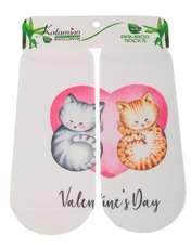 جوراب دخترانه کاتامینو طرح گربه های خوابالو  -  - 1