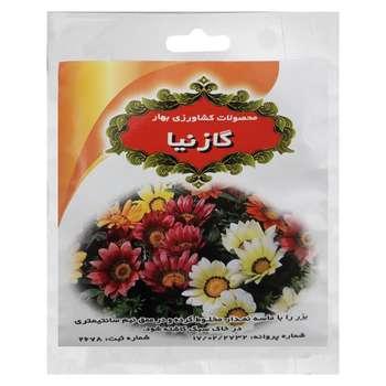بذر گل گازانیا محصولات کشاورزی بهار کد 28