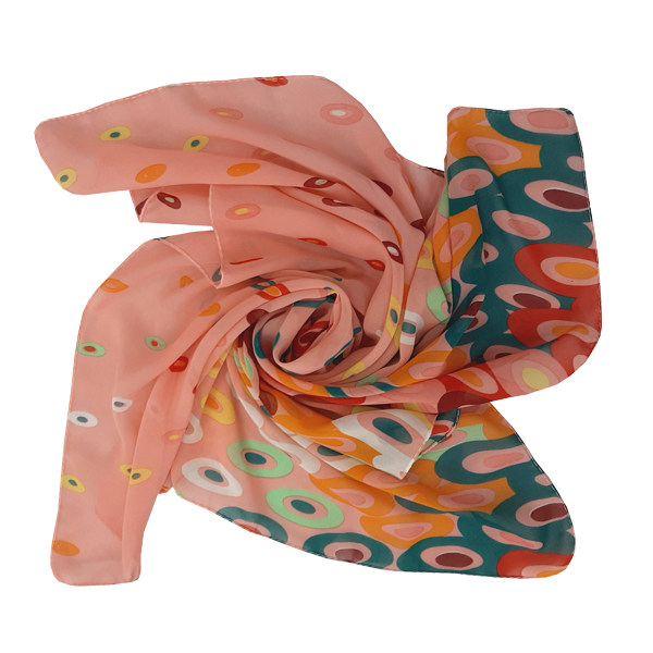 روسری دخترانه مدل تلماه کد XZ100