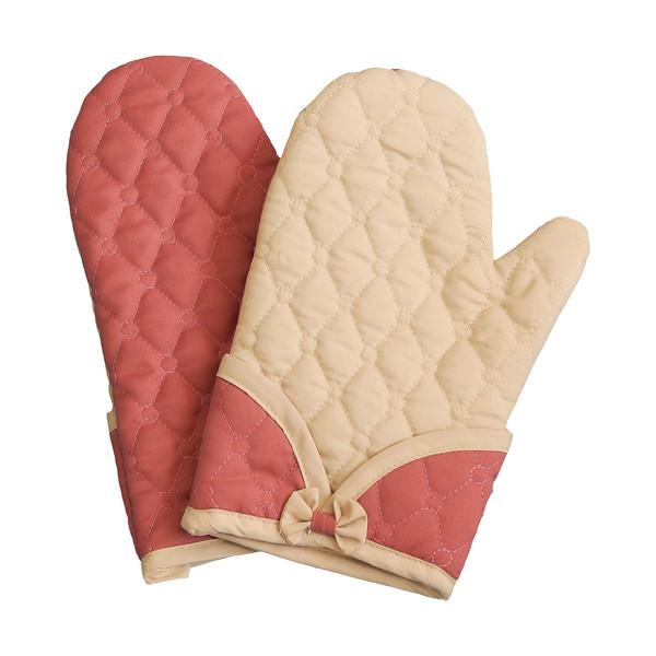 دستکش فر مدل گلبرگ i10 دو عددی