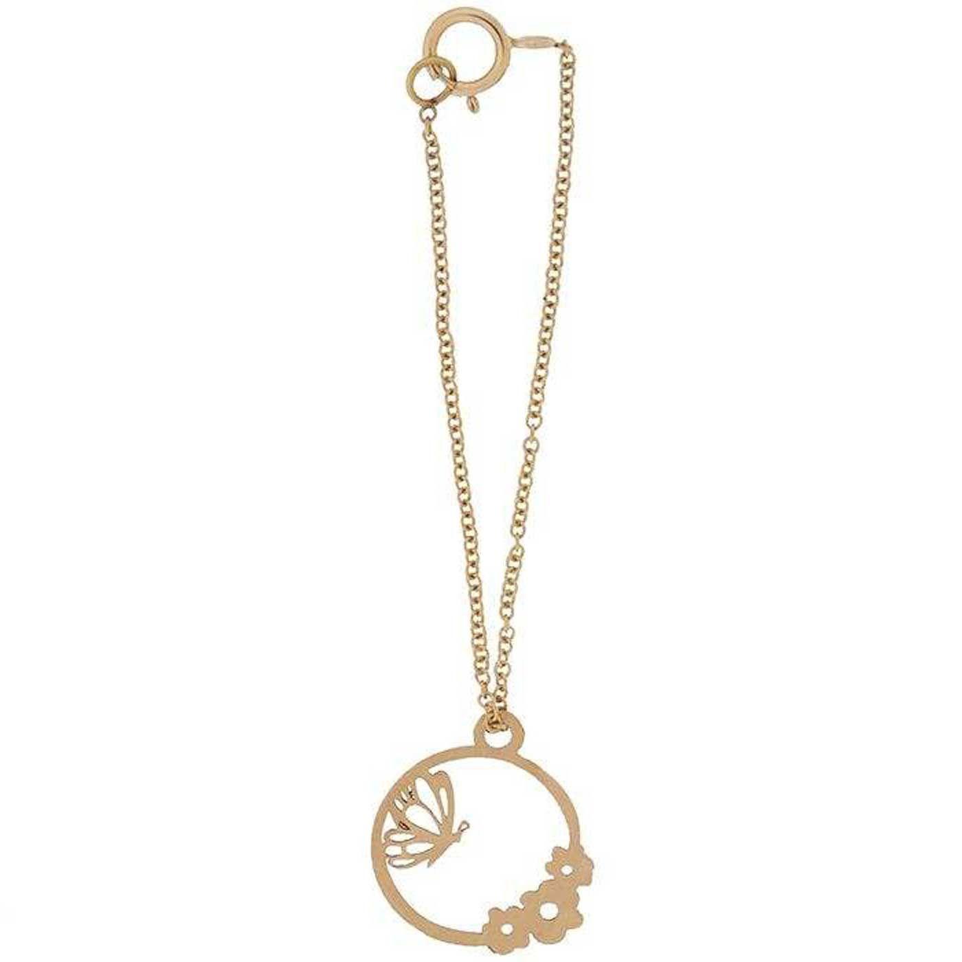 آویز ساعت طلا 18 عیار زنانه کانیار گالری کد AS82 -  - 1