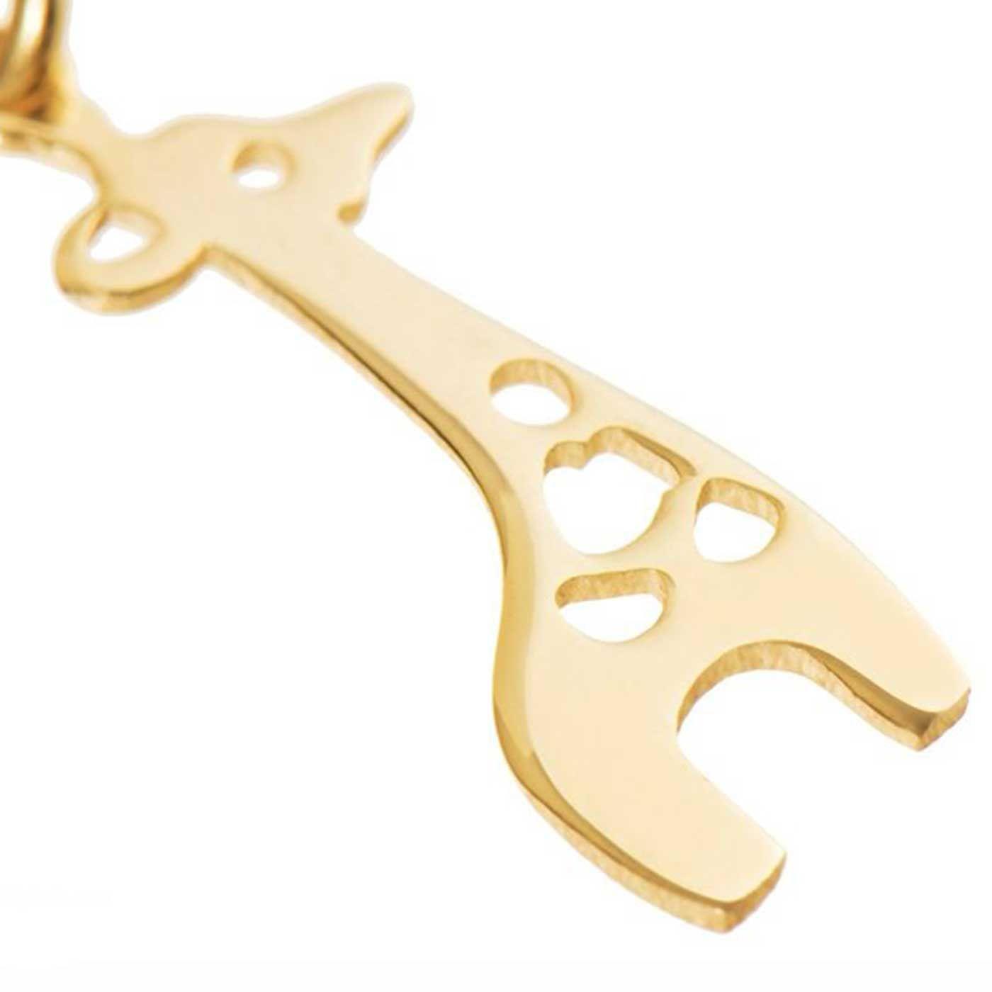 آویز ساعت طلا 18 عیار زنانه کانیار گالری کد AS86 -  - 1
