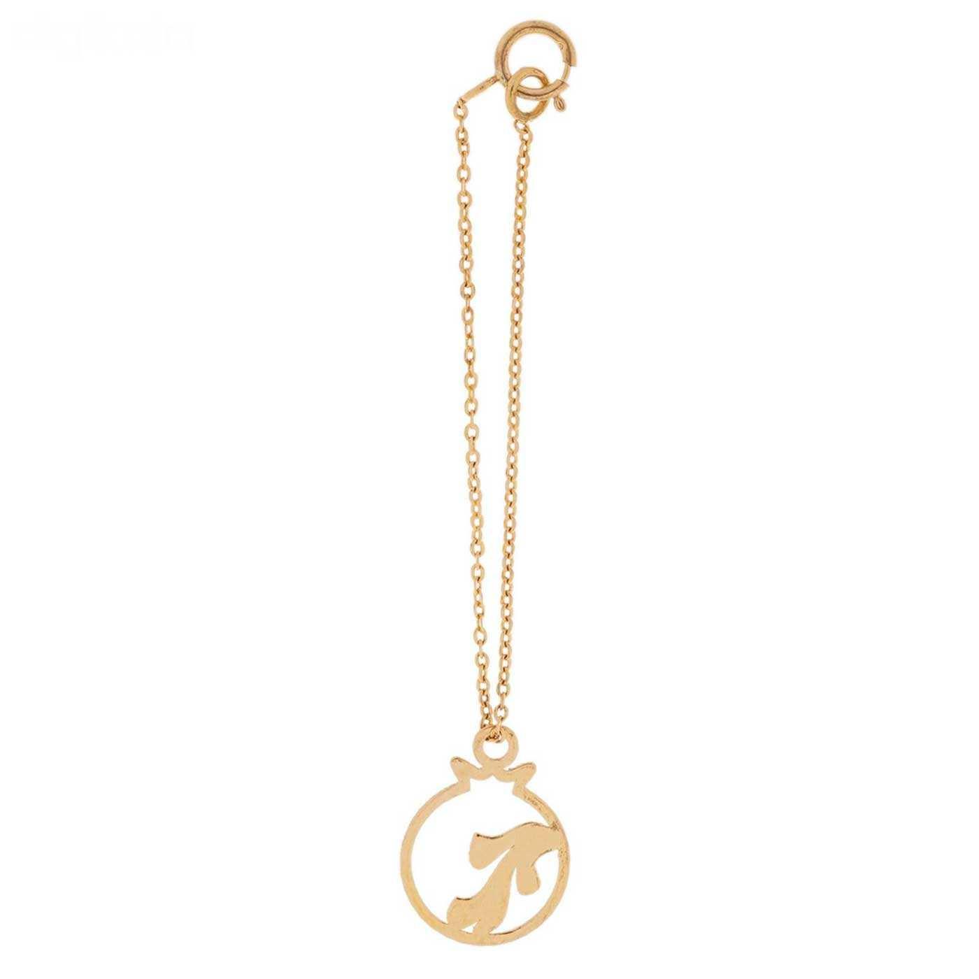 آویز ساعت طلا 18 عیار زنانه کانیار گالری کد AS102 -  - 1