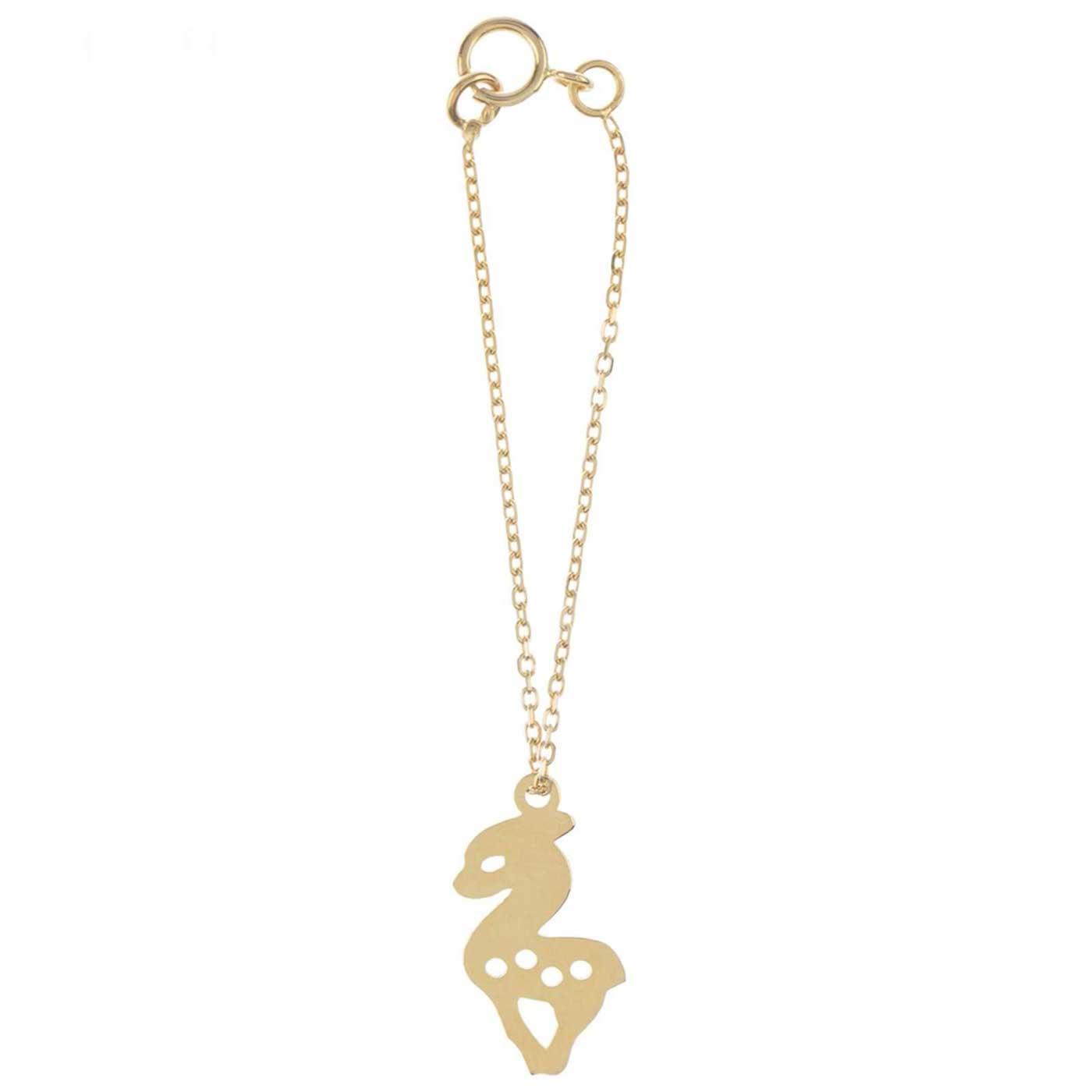 آویز ساعت طلا 18 عیار زنانه کانیار گالری کد AS106 -  - 3