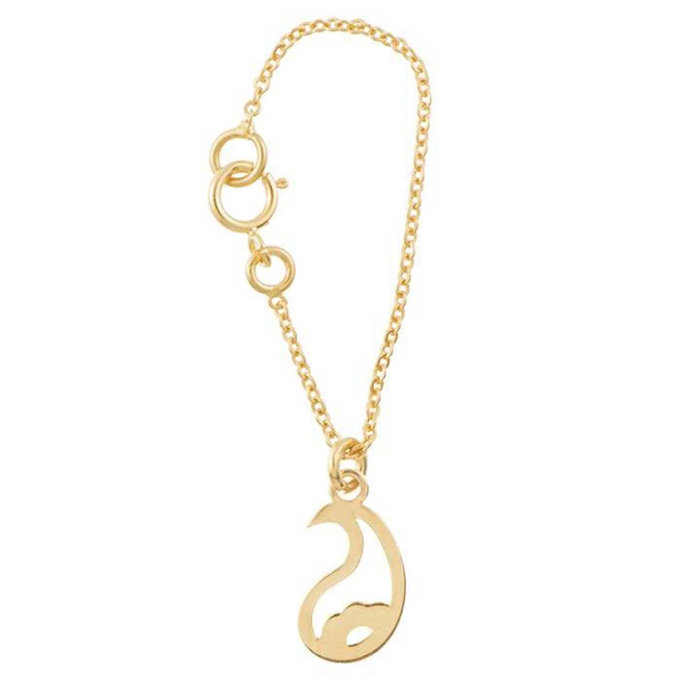 آویز ساعت طلا 18 عیار زنانه کانیار گالری کد AS107 -  - 3
