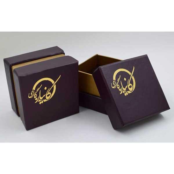 آویز ساعت طلا 18 عیار زنانه کانیار گالری کد AS107 -  - 5