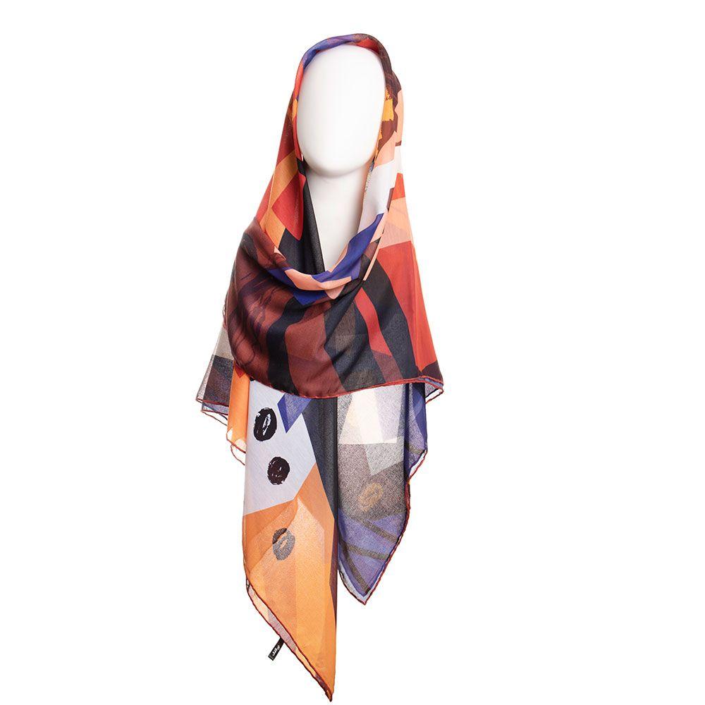 روسری زنانه نوولاشال کد 022487 -  - 1
