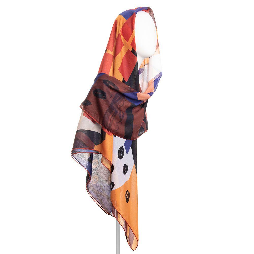 روسری زنانه نوولاشال کد 022487 -  - 2