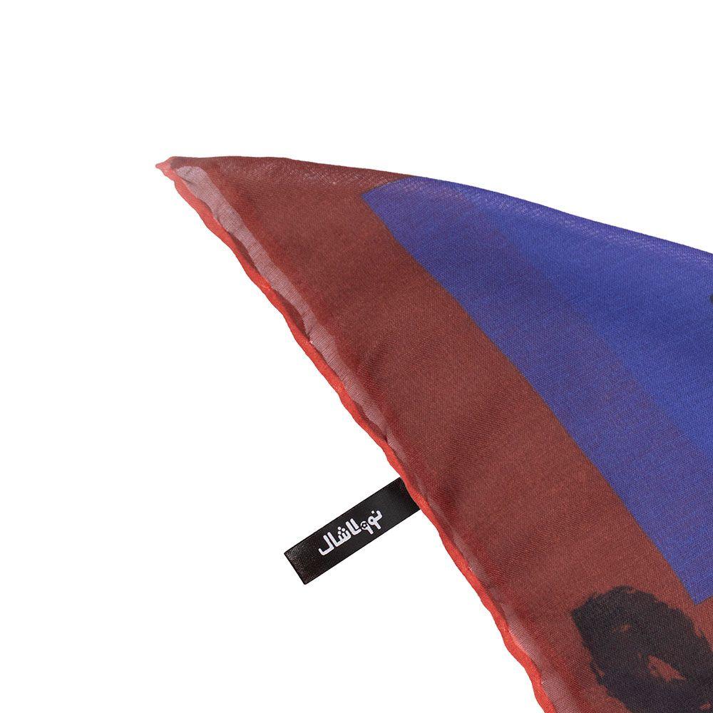 روسری زنانه نوولاشال کد 022487 -  - 4