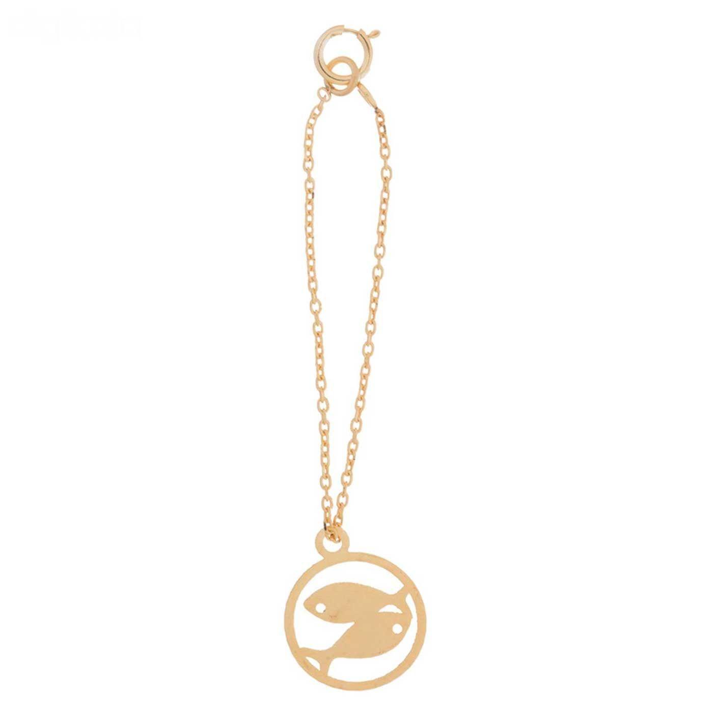 آویز ساعت طلا 18 عیار زنانه کانیار گالری کد AS118 -  - 1