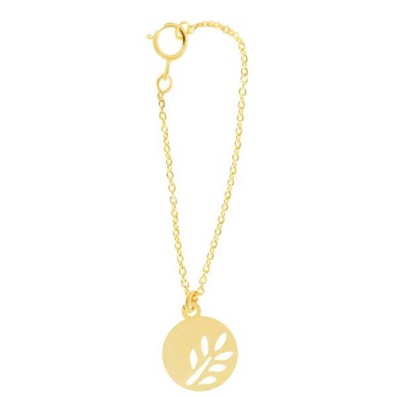 آویز ساعت طلا 18 عیار زنانه کانیار گالری کد AS119