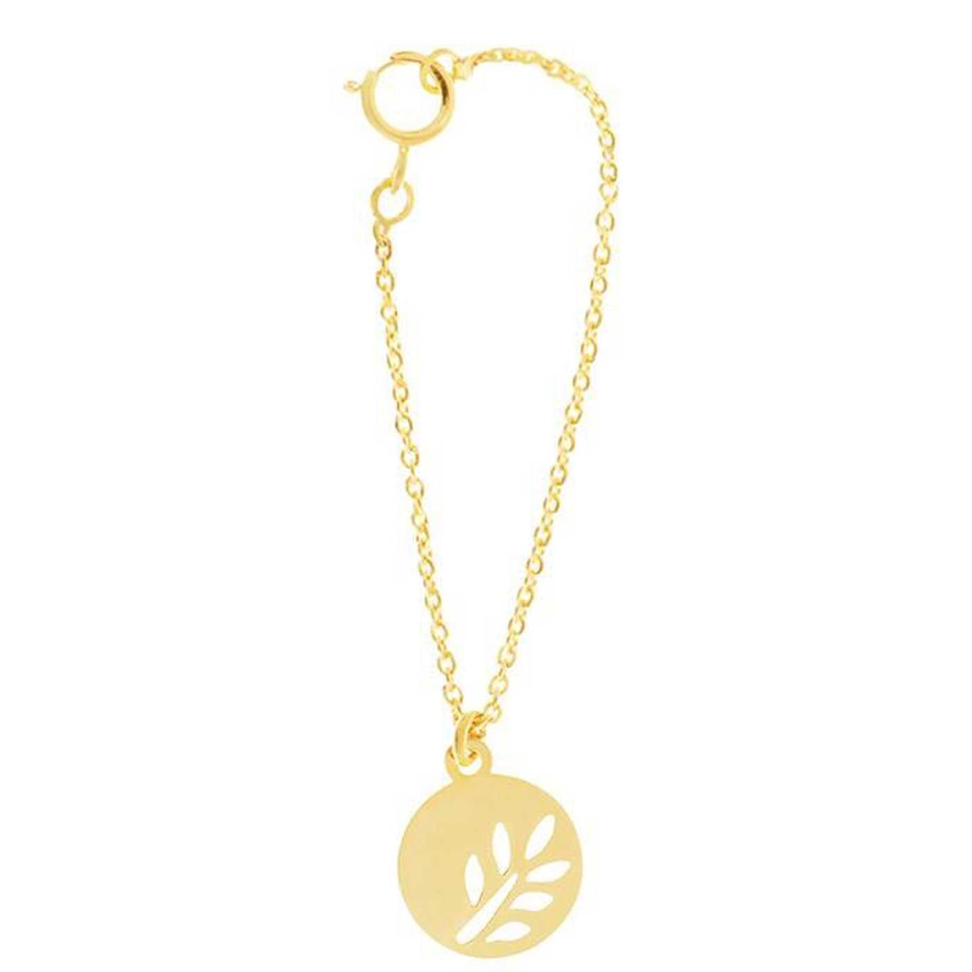 آویز ساعت طلا 18 عیار زنانه کانیار گالری کد AS119 -  - 3