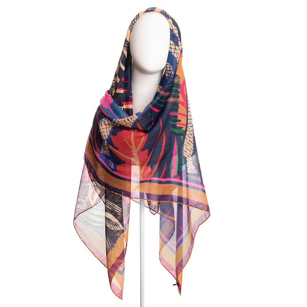 روسری زنانه نوولاشال کد 022481 -  - 1