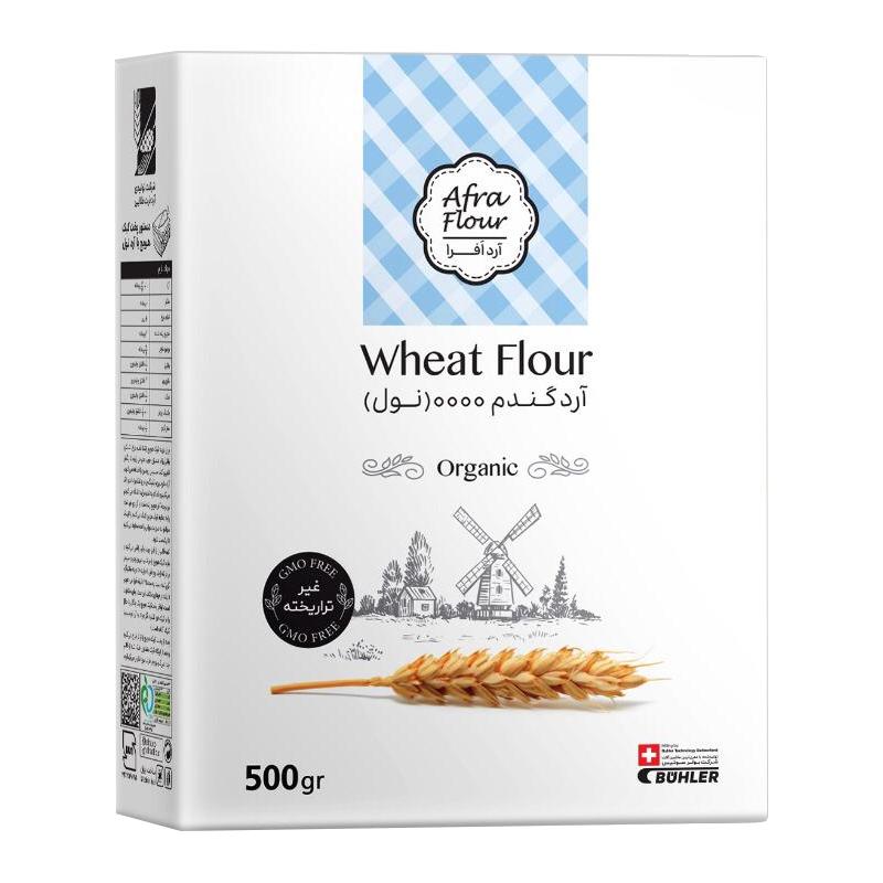 آرد  گندم نول افرا - 500 گرم