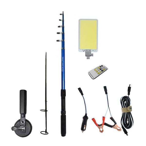 چراغ کمپینگ 360 لایت مدل trust-800